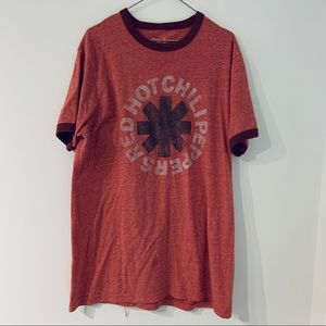 Red Hot Chilli Peppers Graphic Tee